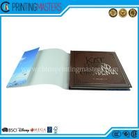 China Children's Hardcover Book Printing China Full Color Book Foil Stamping Dust Cover for sale