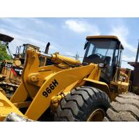 Wholesale used machinery used /second hand loader caterpillar 966h /966f/ 966g for sale from china suppliers