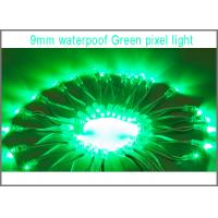 Wholesale DC5V 9mm LED dot pixel Module Garden and building decoration LED back light channel letter from china suppliers