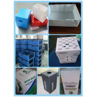 China Corrugated plastic boxes for sale