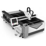 China Sheet Metal Fiber Laser Cutter Affordable Price for Sale for sale