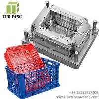 China mould manufactuerer in China plastic crate mold maker for sale
