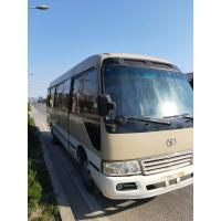 Buy cheap 2015 2016 2017 toyota coaster mini bus used bus for sale with 30 25 seats from wholesalers