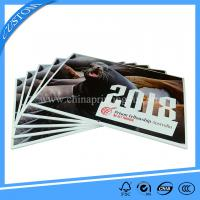China calendar printing with saddle sitched binding cheap book printing china for sale