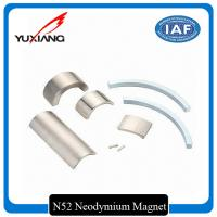 N52 Neodymium Custom Made Magnets N35 - N52 Grade High Mechanical Strength for sale