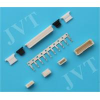 Wholesale SH Terminal Block Connectors , Phosphor Bronze Tin / Gold Plated 2 - 9 Pin Connector from china suppliers