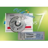 Wholesale Factory Sealed Windows 7 Professional Slim Pack Dvd Box Online Oem Key White Box from china suppliers