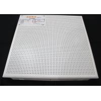 Wholesale Clip in Perforated Metal Ceiling from china suppliers