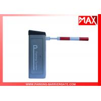 Economic Parking Barrier Gate With DC Motor for Entrance and Exit Security Parking System
