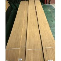 Wholesale Afrormosia Veneer African Teak Natural Wood Veneers for Furniture Doors Plywood and Interior Decor from china suppliers