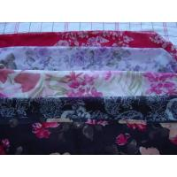 China 100% Poly PRINT Georgette Fabrics on sale