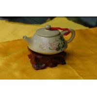 Wholesale Antique Chinese Jianshui Clay Porcelain Teapot with Lid 250ml from china suppliers