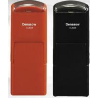 Wholesale Cheap and Good Denasow Plastic ABS PP Material Square 20mm Custom Self Inking Rubber Stamp Inked Pad from china suppliers