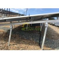 Wholesale Durable Solar Mounting Rack , Solar Panel Racking System With Static Reliability from china suppliers