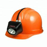 Wholesale Underground Mining Cap Lamps , IP68 Waterproof Coal Miner Hard Hat Light from china suppliers