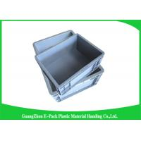 Wholesale Agriculture Moving Storage Euro Stacking Containers Leakproof Environmental Protection from china suppliers