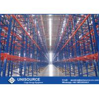 Wholesale High Density Industrial Garage Shelving Upright Frame With Long Warranty Time from china suppliers