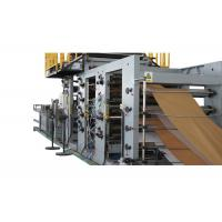 Wholesale Full Auto Valve Paper Bag Making Equipment  , Cement Bag Manufacturing Machines from china suppliers