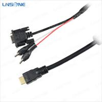 Wholesale Linsone rca to  converter cable from china suppliers