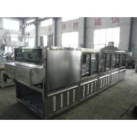 SS Instant Noodle Making Machine Steam / Electricity Type 50HZ Frequency