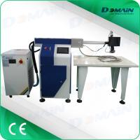 Wholesale Small Workshop Metal Channel Letter Laser Welding Machine 300 Watt Easy Operation from china suppliers