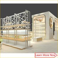 Wholesale fishion  wooden metal white color shoe rack display furniture with good quality