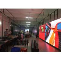 Black SMD 2121 Indoor Full Color HD LED Wall P3 With Tai Wan Epistar Chip