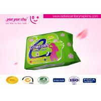China Dry-Weave Surface OEM Sanitary Napkins For Menstrual Period Use and Disposable Use on sale