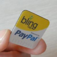 Wholesale Mobile Payment NFC Tag, Sized 29 x 29, 45 x 22mm with Ferrite Layer or Other Size from china suppliers