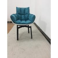 Wholesale latest Husk Dining Chair Arm Chair Fiberglass Leisure Bar chair from china suppliers