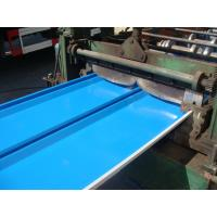 Lock Forming Grade Cold Rolled  Prepainted Galvanized Steel coil  Polyester Paint for sandwich panels