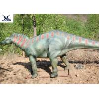 Customizable Realistic Dinosaur Statues For Water Park / Science Center / Museum Exhibits