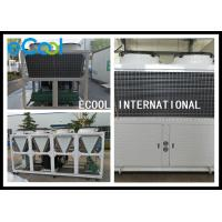 Home R134a Condensing Unit , Stable Low Temperature Condensing Unit for sale