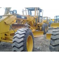 Wholesale 140H Used motor grader caterpillar cat grader for sale from china suppliers