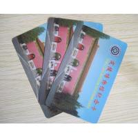 Printing Plastic Card in Beijing China for sale