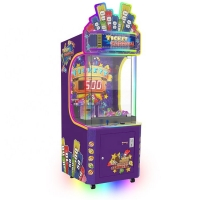 Wholesale Hot Selling Coin Operated Ticket Carnival Ticket Prize Arcade Redemption Lottery Ticket Machine For Sale from china suppliers