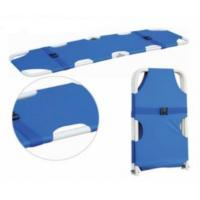 China HS-B3-1 high quality Folding Stretcher Steel foladable First aid for sale