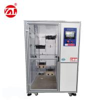 Wholesale AC220V Mobile Phone Test Equipment  , Single Drum Drop Impact Testing Machine With Protective Cover from china suppliers