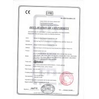 Smile Electrical Equipment Co,.Ltd Certifications