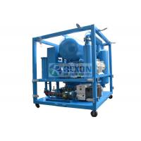 Wholesale Oil Flow Variable Type Vacuum Dehydrator Oil Purification System ZYD-150/9000LPH from china suppliers