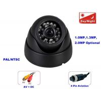 Best High Sensitivity 1080P Vehicle Mounted Cameras / Auto Video Camera Long Life Time wholesale