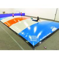 Buy cheap Durable Inflatable Air Jumping Bounce With Silk Printing / Large Inflatable from wholesalers