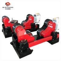 Wholesale 20T Self Aligning Pipe Welding Rotators With 1.5KW Single Motor Low Noise from china suppliers