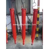Wholesale tipping ram, single acting 2 3 4 5 6 stage ram from china suppliers