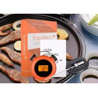 China EasyBBQ Clock Wireless Bluetooth Meat Thermometer Smart Phone Remote Control on sale