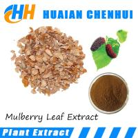 Wholesale Mulberry Leaf Extract , 1-Deoxynojirimycin, medicine good for heart 1%~5% DNJ 20% from china suppliers