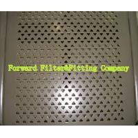Wholesale Stainless Steel 304 Perforated Metal Sheet / Perforated Metal Ceiling Panels from china suppliers