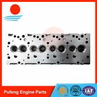 Wholesale Best Forklift Cylinder Head 4JG2 for Isuzu Forklift Campo Trooper part No. 8-97089-280-1 8-97086-338-4 from china suppliers