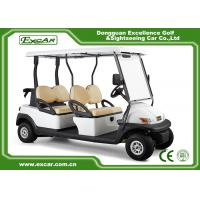 Wholesale Golf Course 2nd Hand Golf Carts 48V 3.7KW 4 Seater 1 Year Warranty from china suppliers