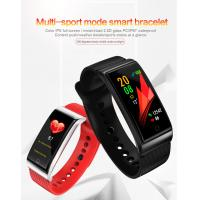 Wholesale Smart Fitness Activity Tracker Wristband For Heart Rate And Blood Pressure Monitoring from china suppliers